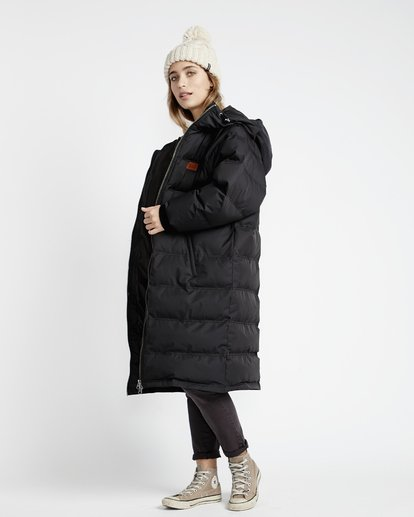 3 Northern - Jacket for Women Black Q3JK06BIF9 Billabong
