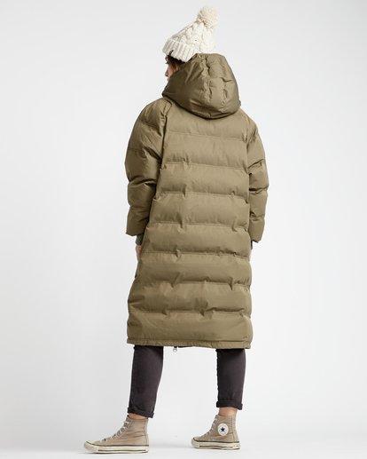 6 Northern - Jacke für Frauen Grün Q3JK06BIF9 Billabong