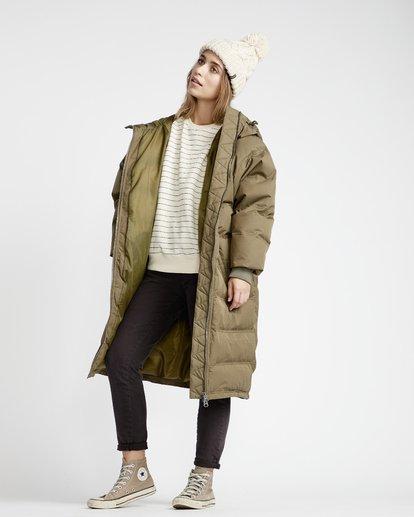 9 Northern - Jacke für Frauen Grün Q3JK06BIF9 Billabong