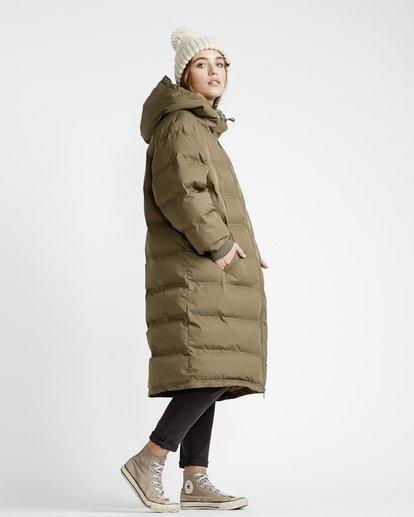 7 Northern - Jacke für Frauen Grün Q3JK06BIF9 Billabong