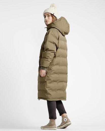 8 Northern - Jacke für Frauen Grün Q3JK06BIF9 Billabong