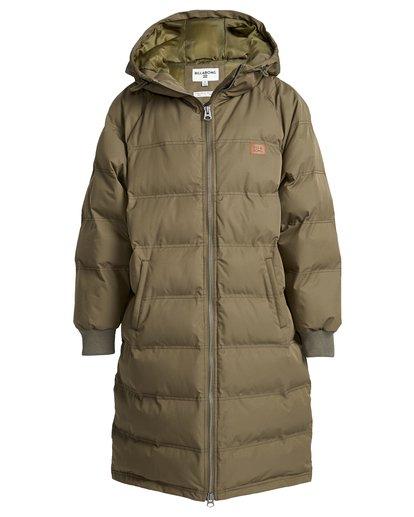 10 Northern - Jacke für Frauen Grün Q3JK06BIF9 Billabong