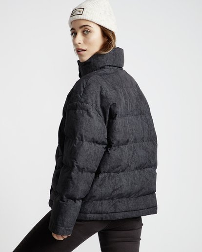 5 Cooling - Jacke für Frauen Schwarz Q3JK07BIF9 Billabong