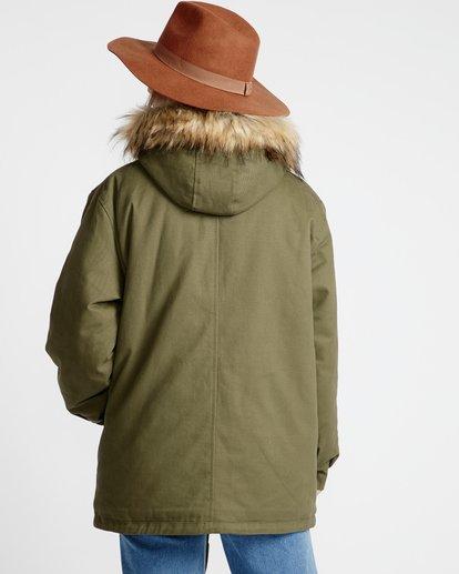 4 Westwood - Jacke für Frauen Grün Q3JK08BIF9 Billabong