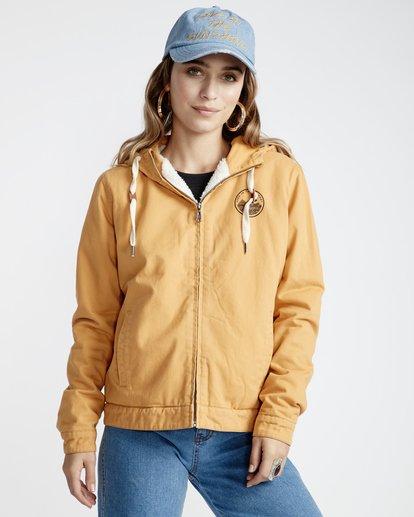 1 Harlem - Jacke für Frauen Gelb Q3JK09BIF9 Billabong