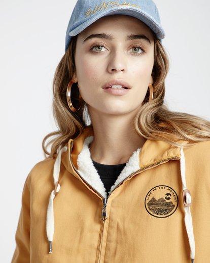 2 Harlem - Jacke für Frauen Gelb Q3JK09BIF9 Billabong