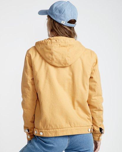 3 Harlem - Jacke für Frauen Gelb Q3JK09BIF9 Billabong