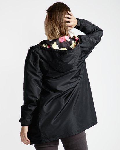 3 Essential - Parka Jacket for Women Black Q3JK10BIF9 Billabong