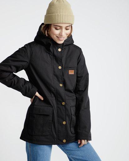 0 Facil Iti - Jacke für Frauen Schwarz Q3JK11BIF9 Billabong