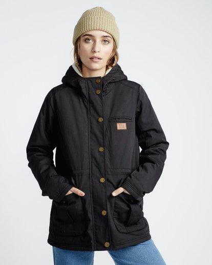 1 Facil Iti - Jacke für Frauen Schwarz Q3JK11BIF9 Billabong