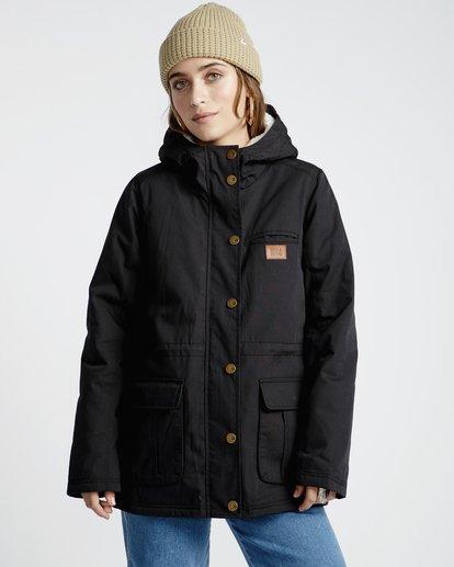3 Facil Iti - Jacke für Frauen Schwarz Q3JK11BIF9 Billabong