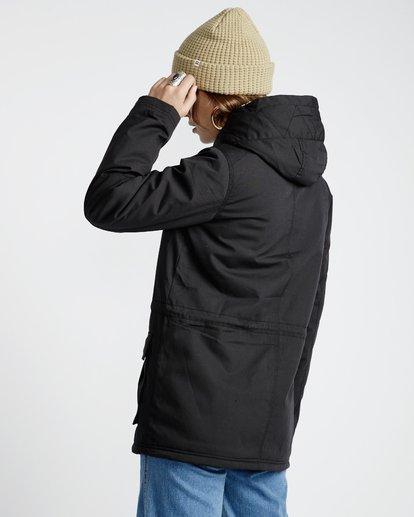 4 Facil Iti - Jacke für Frauen Schwarz Q3JK11BIF9 Billabong