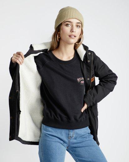 5 Facil Iti - Jacke für Frauen Schwarz Q3JK11BIF9 Billabong