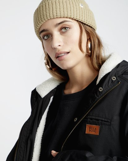 6 Facil Iti - Jacke für Frauen Schwarz Q3JK11BIF9 Billabong
