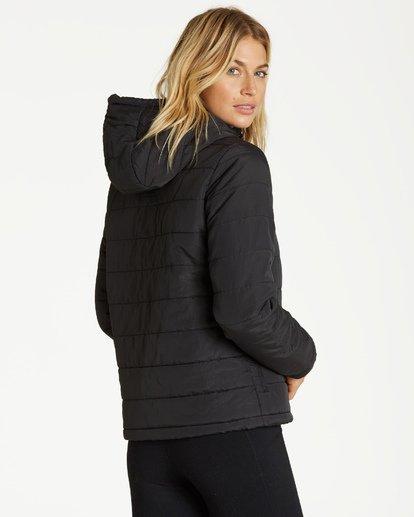 8 Transport - Puffer Jacket for Women Black Q3JK13BIF9 Billabong