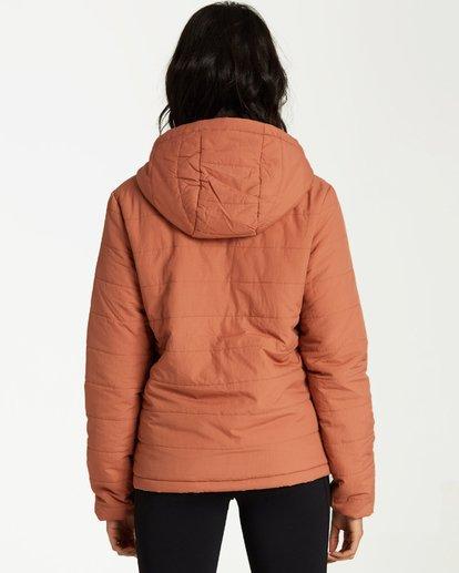 7 Transport - Stepp-Jacke für Frauen  Q3JK13BIF9 Billabong