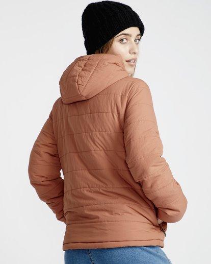 4 Transport - Stepp-Jacke für Frauen  Q3JK13BIF9 Billabong