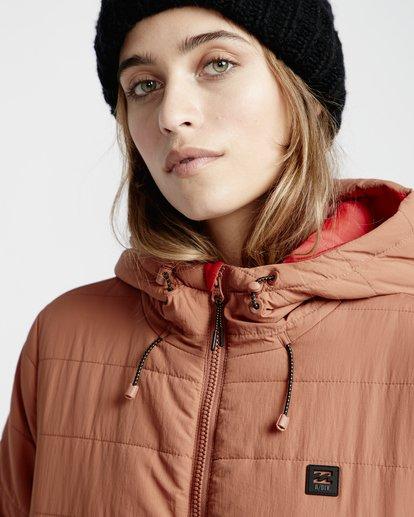 5 Transport - Stepp-Jacke für Frauen  Q3JK13BIF9 Billabong
