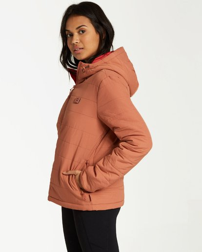 8 Transport - Stepp-Jacke für Frauen  Q3JK13BIF9 Billabong