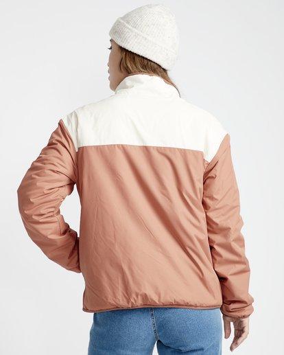 3 Atlas - Reversible Jacket for Women  Q3JK14BIF9 Billabong