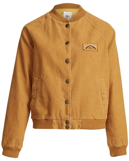 7 This Way - Jacket for Women Yellow Q3JK17BIF9 Billabong