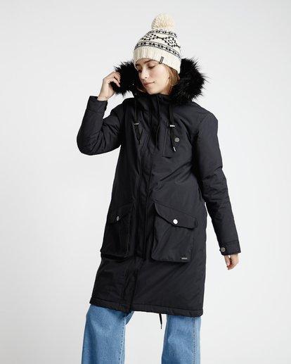 1 Flake - Jacke für Frauen Schwarz Q3JK18BIF9 Billabong