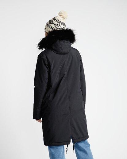 2 Flake - Jacke für Frauen Schwarz Q3JK18BIF9 Billabong