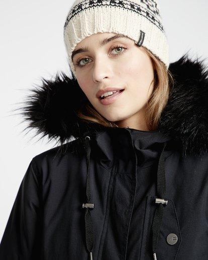 3 Flake - Jacke für Frauen Schwarz Q3JK18BIF9 Billabong