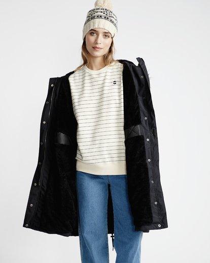 4 Flake - Jacke für Frauen Schwarz Q3JK18BIF9 Billabong