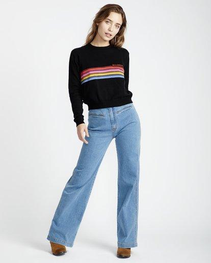 3 Forever Good - Pullover für Frauen Schwarz Q3JP01BIF9 Billabong