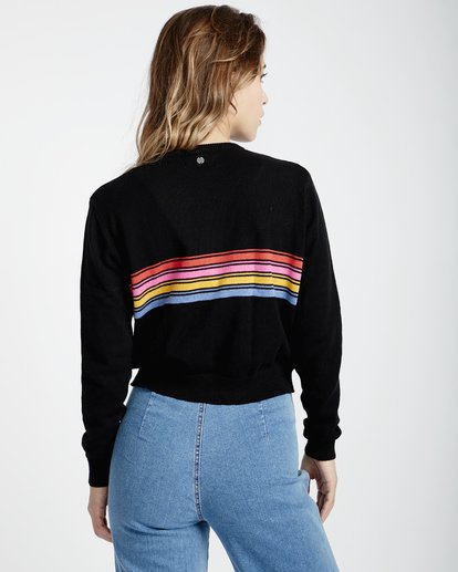 2 Forever Good - Pullover für Frauen Schwarz Q3JP01BIF9 Billabong