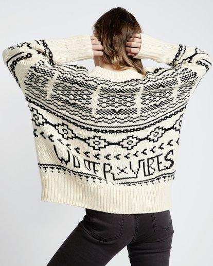 4 Fall Fever - Pullover für Frauen Weiss Q3JP06BIF9 Billabong