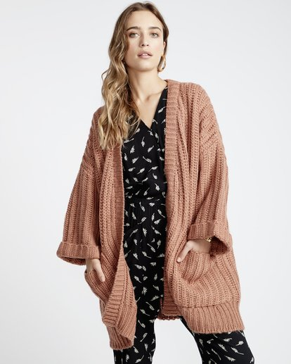 2 True Life - Pullover für Frauen  Q3JP09BIF9 Billabong