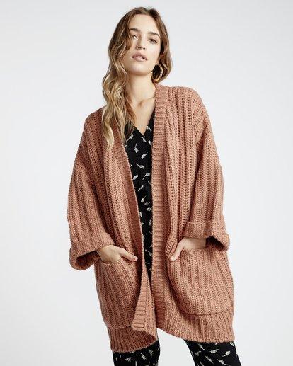 4 True Life - Pullover für Frauen  Q3JP09BIF9 Billabong