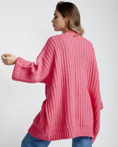 5 True Life - Pullover für Frauen Rosa Q3JP09BIF9 Billabong