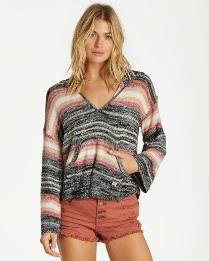 0 Baja Beach - Pullover für Frauen Rosa Q3JP14BIF9 Billabong
