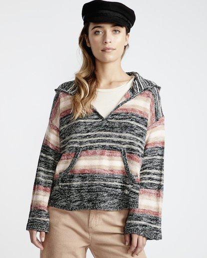 1 Baja Beach - Pullover für Frauen Rosa Q3JP14BIF9 Billabong