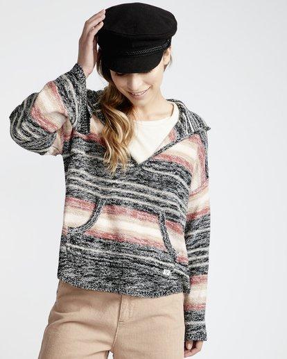 2 Baja Beach - Pullover für Frauen Rosa Q3JP14BIF9 Billabong