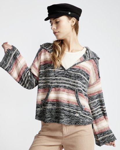 3 Baja Beach - Pullover für Frauen Rosa Q3JP14BIF9 Billabong