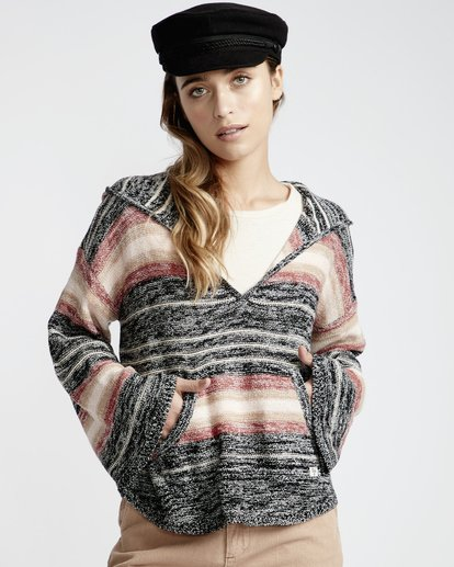 4 Baja Beach - Pullover für Frauen Rosa Q3JP14BIF9 Billabong