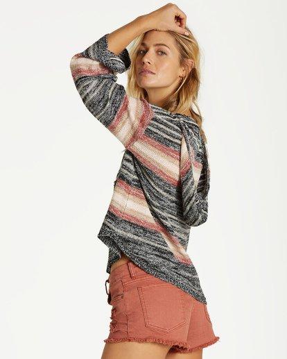 6 Baja Beach - Pullover für Frauen Rosa Q3JP14BIF9 Billabong