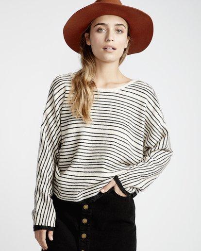 1 To The Limits - Pullover für Frauen Weiss Q3JP15BIF9 Billabong