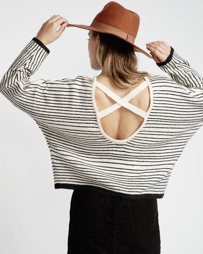 3 To The Limits - Pullover für Frauen Weiss Q3JP15BIF9 Billabong