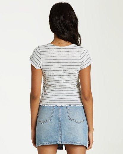 1 Secret Love - Tee Shirt for Women Blue Q3KT51BIMU Billabong