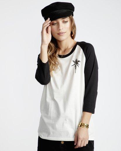 1 Eye Sea Sky - T-Shirt für Frauen Schwarz Q3LS04BIF9 Billabong