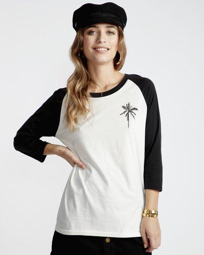 2 Eye Sea Sky - T-Shirt für Frauen Schwarz Q3LS04BIF9 Billabong