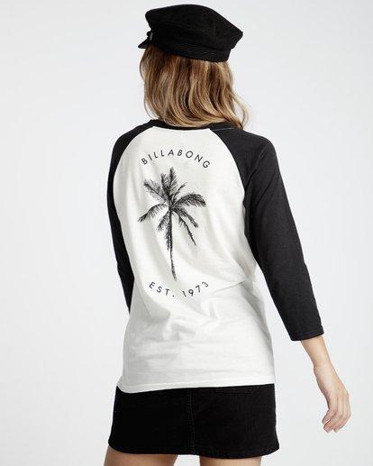 5 Eye Sea Sky - T-Shirt für Frauen Schwarz Q3LS04BIF9 Billabong