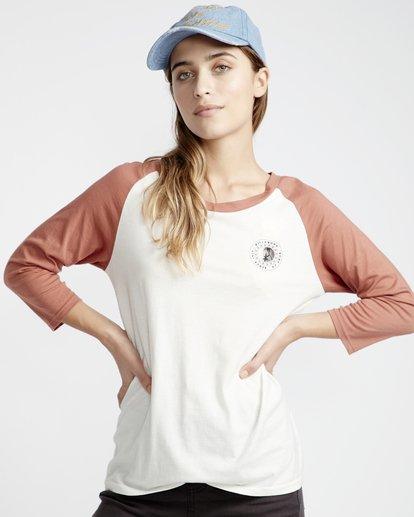 2 Eye Sea Sky - T-Shirt für Frauen  Q3LS04BIF9 Billabong