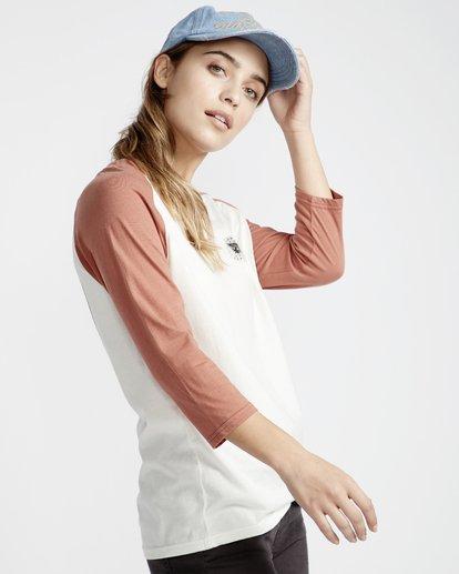 3 Eye Sea Sky - T-Shirt für Frauen  Q3LS04BIF9 Billabong