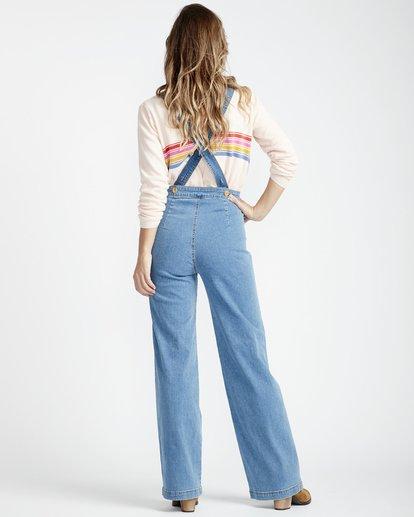 12 High Of Summer - Pantalón para Mujer Azul Q3PN02BIF9 Billabong
